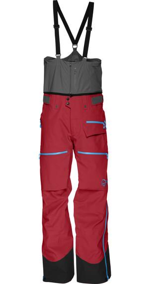 Norrøna M's Lofoten Gore-Tex Pro Pants Jester Red